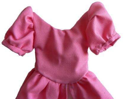 Kit à coudre robe de bal poupée 33 cm