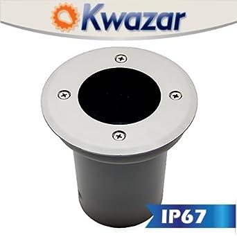 kwazar leuchte opn 1 bodenbeleuchtung gu10 max 50w 230v. Black Bedroom Furniture Sets. Home Design Ideas