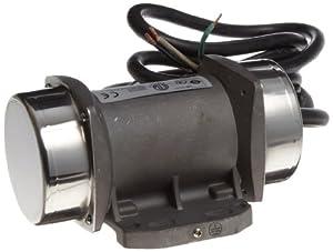 Oli Vibrator MVE.440/2M Electric Vibrator Motor, Single Phase, 2 Poles, 3600 RPM, 60 Hz, 115 Volt, 416.67 Lb Output Force, Standard Mounting Frame by Oli Vibrator