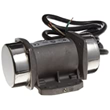 Oli Vibrator MVE.440/2M Electric Vibrator Motor, Single Phase, 2 Poles, 3600 RPM, 60 Hz, 115 Volt, 416.67 Lb Output Force, Standard Mounting Frame