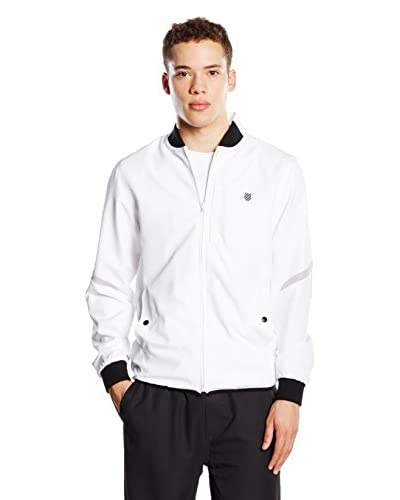 K-Swiss Giacca Hypercourt [Bianco]