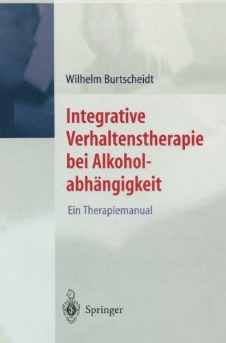 Buch Integrative Verhaltenstherapie bei Alkoholabhängigkeit: Ein ...