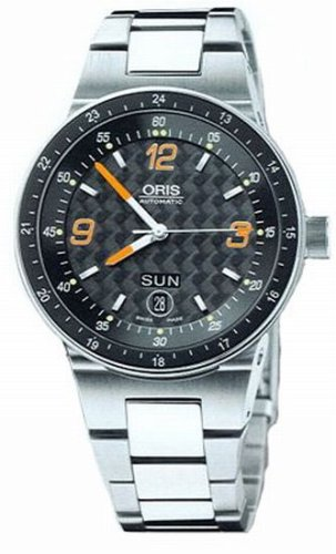 Oris Men's 635 7595 4194MB Williams F1 Team Automatic Watch
