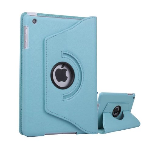 ammirate-qualita-nuovo-apple-ipad-apple-ipad-air-2-ipad-6-2014-15-rotazione-di-360-gradi-light-blue-