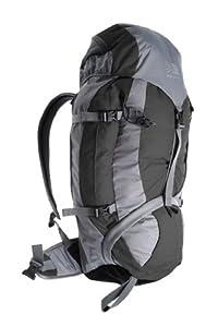 Karrimor Kodiak 40+5 Unisex Rucksack - Cinder/Black, 40+5 lt