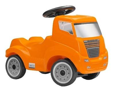 Ferbedo Foot to floor DAF Truck (Orange)