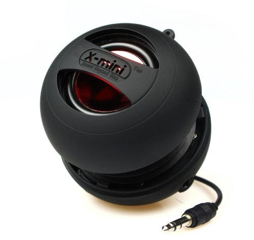X-Mini II Capsule Speaker (Black)