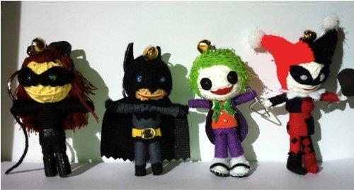 World String String Doll World Batman