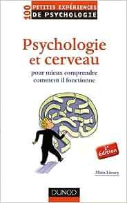 Psychologie du plaisir du cerveau