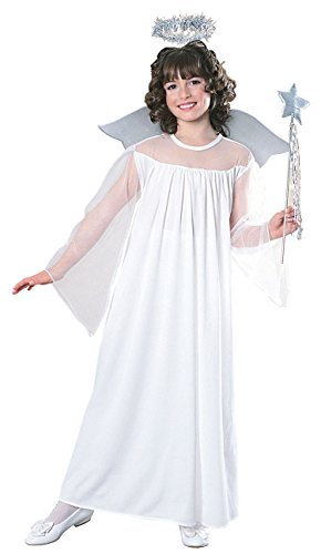 Snow Angel Costume - Complete with Accessories!!!