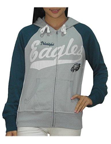 Philadelphia eagles zip up hoodie