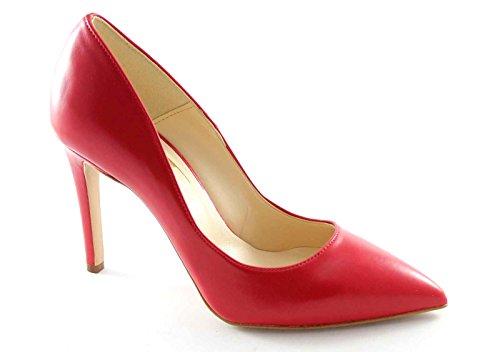 DIVINE FOLLIE 63-270 rosso decolletè donna punta tacco 36