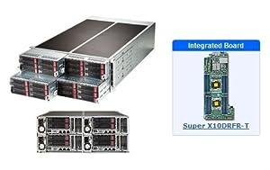 Supermicro FatTwin SYS-F628R3-R72BPT+ 4U Server with Super X10DRFR-T Motherboard