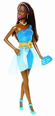 Barbie So In Style S.I.S Kara Doll by Mattel TOY (English Manual)