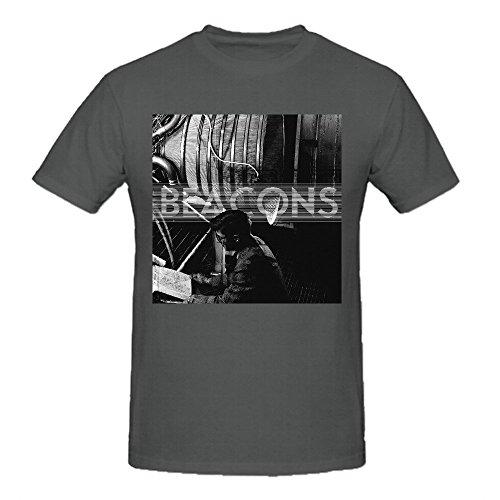 Cloudkicker Beacons Owl Tee Shirt For Uomo XXX-Large