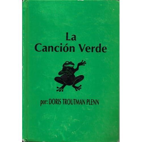 La Cancion Verde: Doris Troutman Plenn, La Biblioteca, Paul Galdone