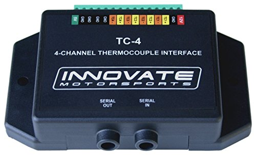 Innovate 3784 TC-4 Kanal-Thermoelement-Versterker