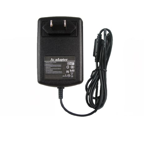 Ac Adapter for Motorola Surfboard SB6120 SB6121 SB6141 SB6180 SBG6580 SBG901 900 Cable Modem dta-100 DCT-700 PN# 503913-007 Model: MT-20-21120-A04F Charger Cord Plug for DSL Cable Modem Wireless Rout image