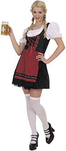 Widmann 72611 - Costume da Cameriera Bavarese, in Taglia S
