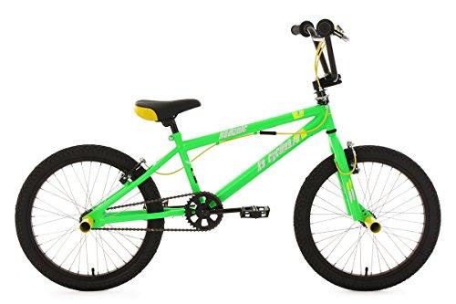 KS-Cycling-Fahrrad-BMX-Hedonic-grn-gelb-20-624B