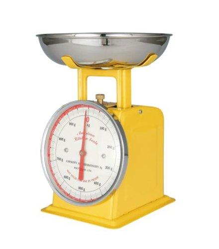1 kg American Kitchen ?chelle jaune 100-061 (Japon import / Le paquet et le manuel sont en japonais)