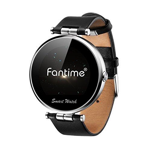 Fantime Bluetooth Smart Watch Phone, Sw-11 All in One Wrist Watch Phone with SIM Card Wrist Wrap Watch Phone For Android HTC LG Samsung