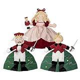 Topsy Turvy Doll Clara/Nutcracker/Prince