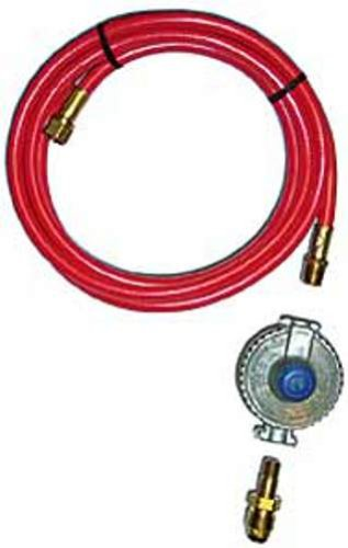 Great Features Of Red Dragon SL-1C Low Pressure Propane Hook Up Kit With 10-Foot Hose
