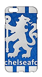Chelsea Football Club Design - Apple iPhone 6 Plus / iPhone 6+ Mobile Hard Case Back Cover - Printed Designer Cover for Apple iPhone 6 Plus / iPhone 6+ - AP6PCFCB155