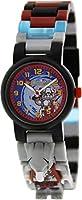 Lego Kids' 9000423 Legends of Chima Worriz Minifigure-Link Watch from LEGO