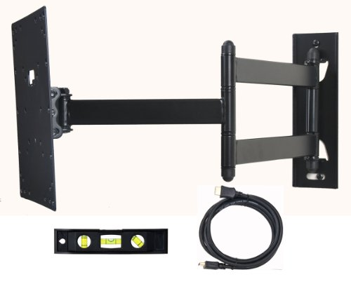 VideoSecu Swing Arm TV Wall Mount for SCEPTRE 32'' E320PV-
