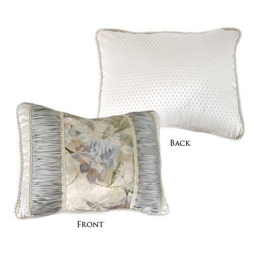 Croscill Ashley Boudoir Decorator Pillow front-898071