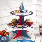 Ahoy Cake 2 Tier Cake Stand