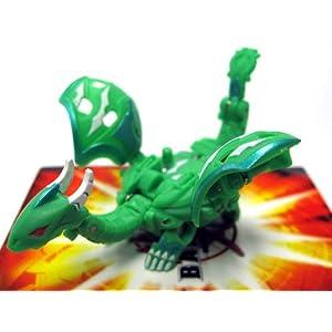 Bakugan Gundalian Invaders BakuBoost - BakuCore - Ventus DHARAK (Green)