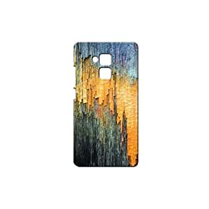 Bluedio Designer Printed Back case cover for Huawei Honor 5C - G1295