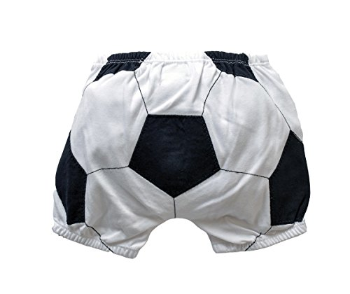 Soccer Ball Diaper Cover