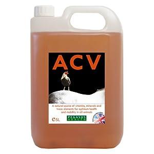 Pegasus Health Apple Cider Vinegar with 'Mother' 5 Litre
