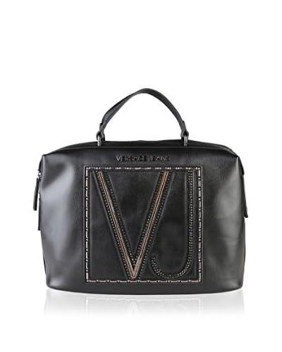 Versace Jeans Henkeltasche schwarz