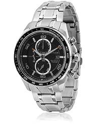Citizen Eco-Drive Analog Black Dial Men's Watch CA0341-52E