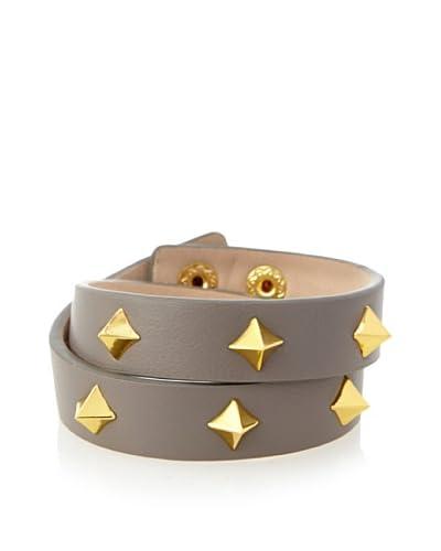 Vince Camuto Koala Grey Wrap Bracelet