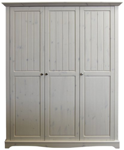 Steens-102-Lotta-Kleiderschrank-Kiefer-3-turig-2018-x-1693-x-579-cm-white-wash