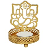 Ganesh Ji Shadow Tea Light Candle Holder For Home Décor