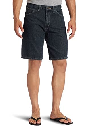 (狂抢)李牌Lee 型男经典纯棉墨西哥产牛仔五袋中裤Pocket Short2色$18.11