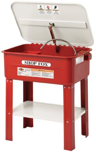 Link to Shop Fox W1760 20 Gallon Parts Washer