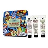 Kiehl's - Lip Balm #1 Set: Lip Balm #1 15ml/0.5oz + Lip Balm #1 Cranberry 15ml/0.5oz + Lip Balm #1 Pear 15ml/0.5oz - 3x15ml/0.5oz