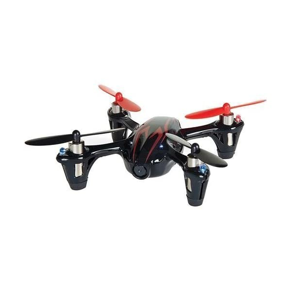 Hubsan-X4-H107C-4-Channel-24GHz-RC-Quad-Copter-with-Camera-RedBlack-RedBlack-Discontinued-by-manufacturer