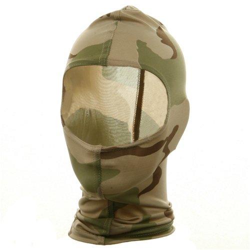 Nylon Balaclava-Camouflage Desert W11S15E