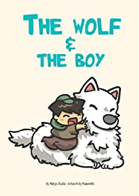 The Wolf And The Boy by Manju Studio ebook deal