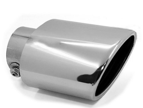 Auto parts Stainless Steel Exhaust Muffler Tip