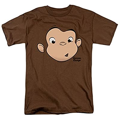 Curious George Face T-Shirt